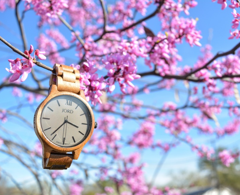 Spring Time Watch